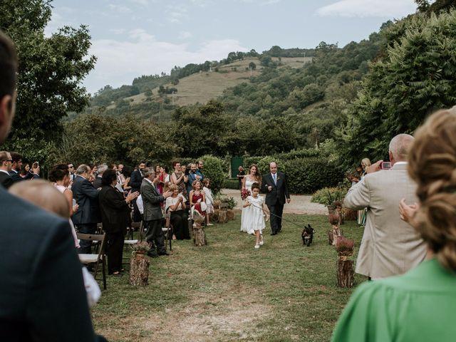 La boda de Nico y Patry en Grado, Asturias 97