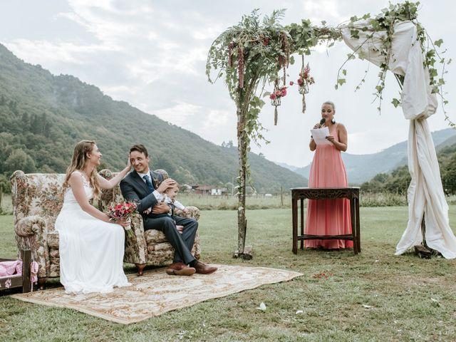 La boda de Nico y Patry en Grado, Asturias 102