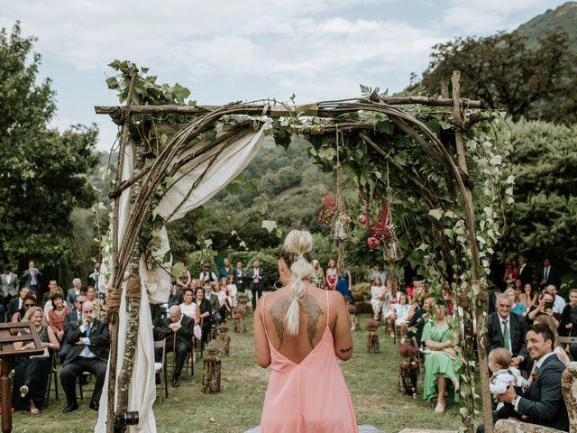 La boda de Nico y Patry en Grado, Asturias 105