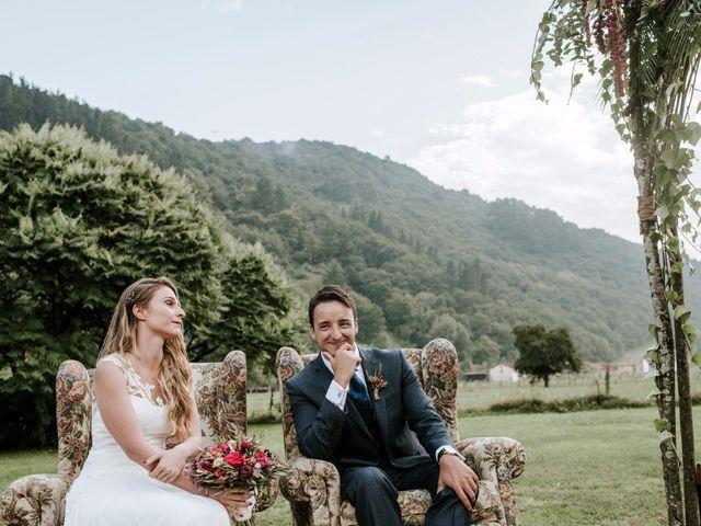 La boda de Nico y Patry en Grado, Asturias 109