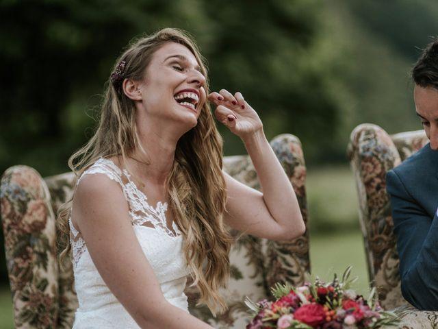 La boda de Nico y Patry en Grado, Asturias 111