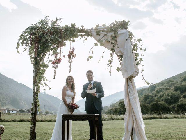 La boda de Nico y Patry en Grado, Asturias 117