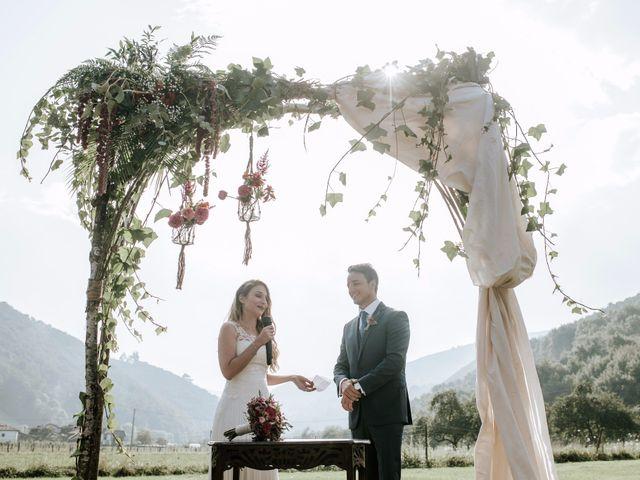La boda de Nico y Patry en Grado, Asturias 120