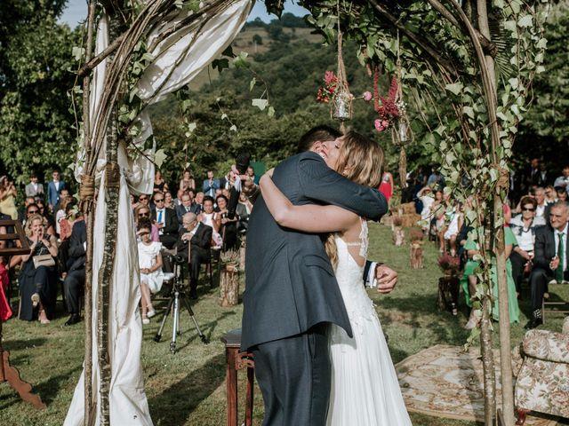 La boda de Nico y Patry en Grado, Asturias 122