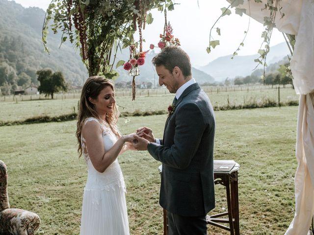 La boda de Nico y Patry en Grado, Asturias 125
