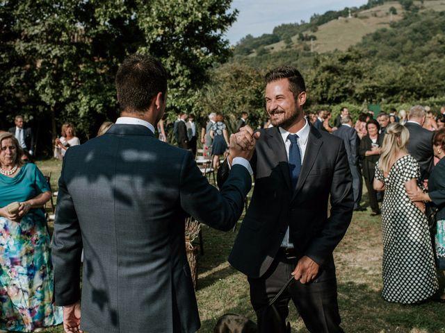La boda de Nico y Patry en Grado, Asturias 128