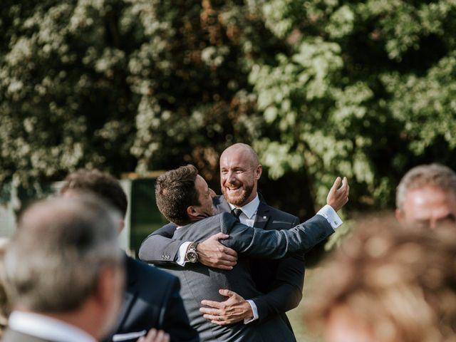 La boda de Nico y Patry en Grado, Asturias 138