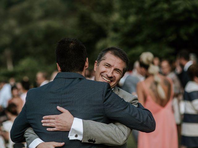 La boda de Nico y Patry en Grado, Asturias 142