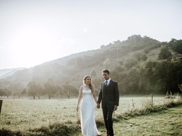 La boda de Nico y Patry en Grado, Asturias 163