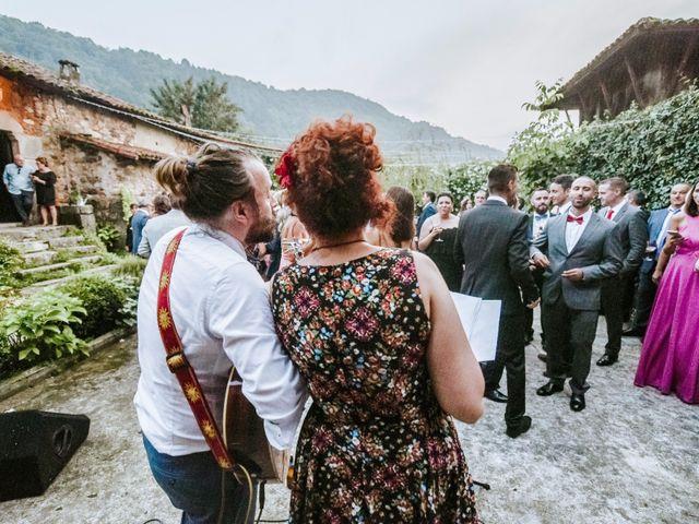 La boda de Nico y Patry en Grado, Asturias 181