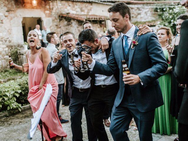 La boda de Nico y Patry en Grado, Asturias 183