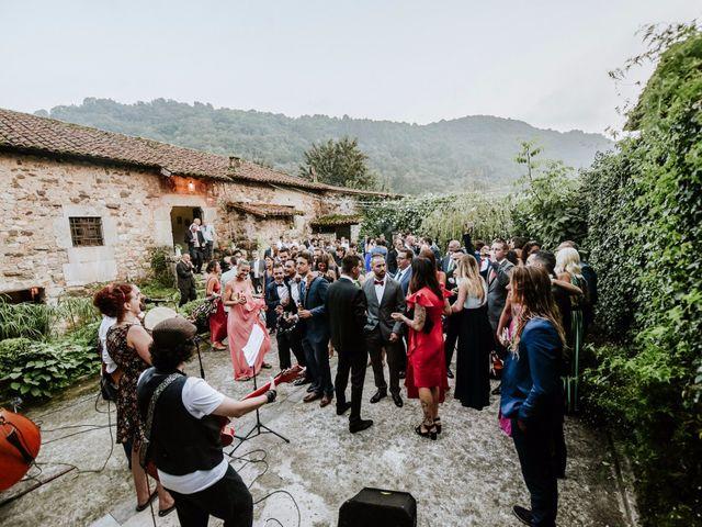 La boda de Nico y Patry en Grado, Asturias 184