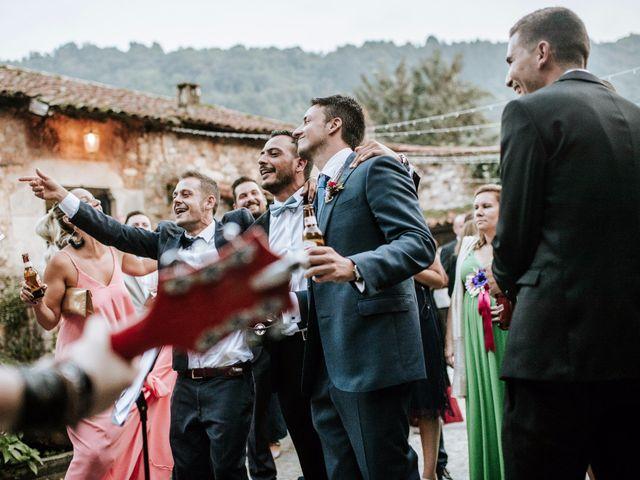 La boda de Nico y Patry en Grado, Asturias 185