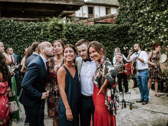 La boda de Nico y Patry en Grado, Asturias 195