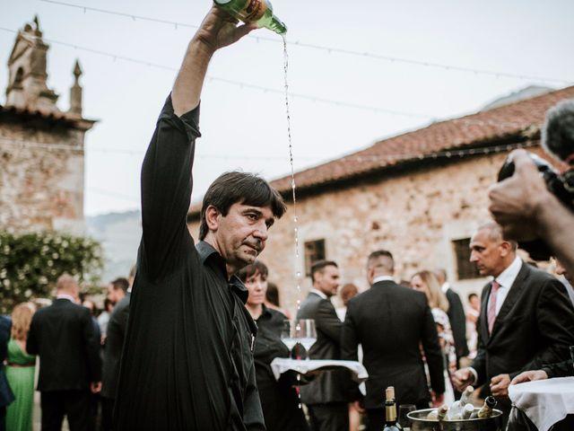 La boda de Nico y Patry en Grado, Asturias 202