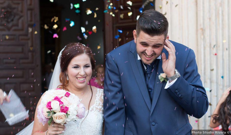 La boda de Francis y Elisabeth en Pinos Puente, Granada