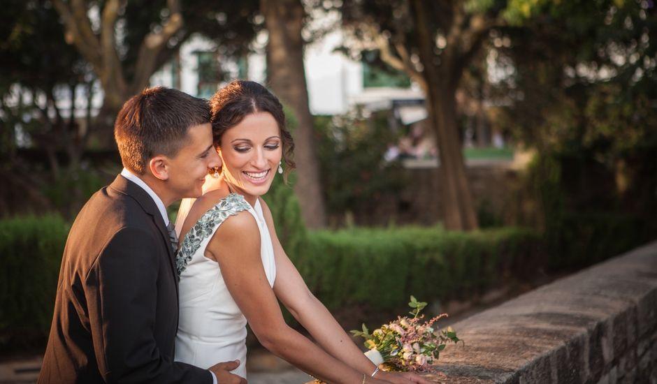 La boda de Joaquín  y Vero en Arriate, Málaga