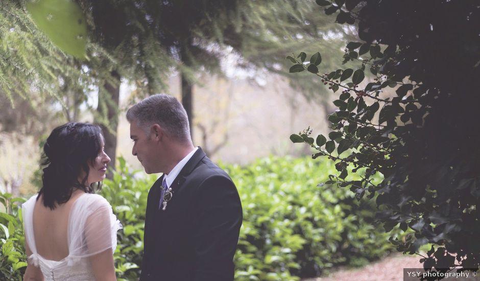 La boda de Esteban y Anna en Vic, Barcelona