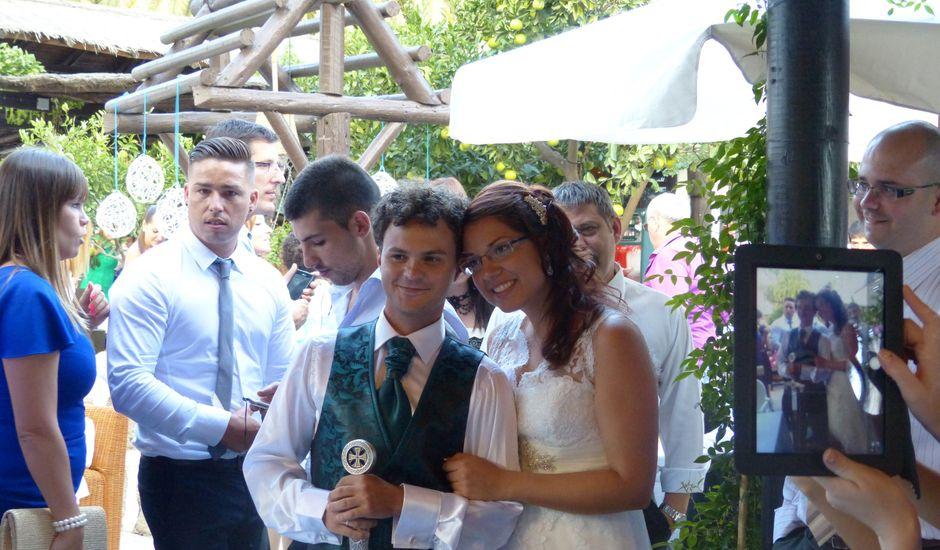 La boda de Micaela y Benjamín en Fataga, Las Palmas