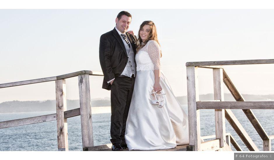 La boda de Rubén y Maria en Ferrol, A Coruña