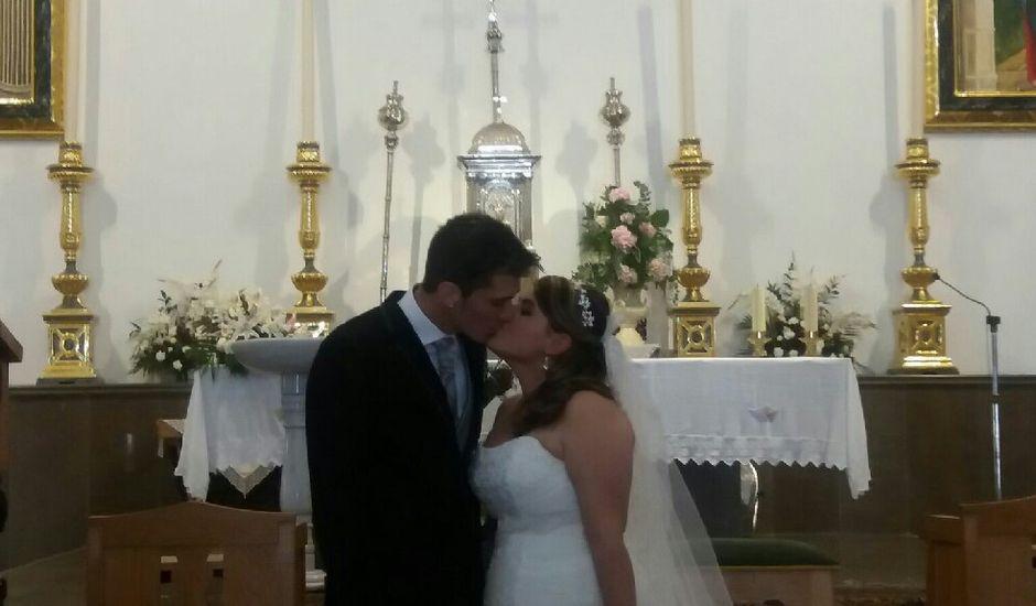 La boda de Angel y Virginia en Almuñecar, Granada