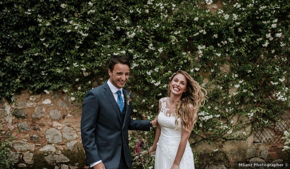 La boda de Nico y Patry en Grado, Asturias