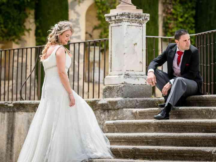 La boda de Isabel y Fernando