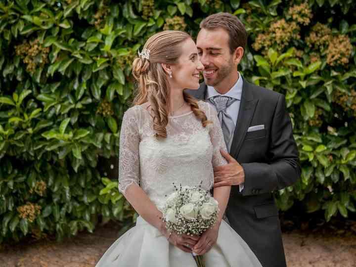 La boda de Helena y Jorge