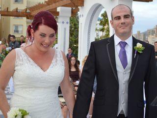 La boda de Isa y Dani