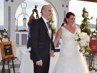 La boda de Isa y Dani 3