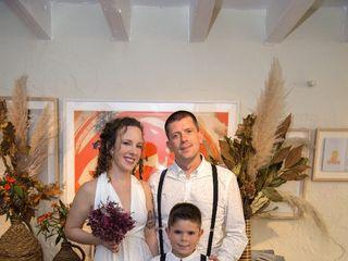 La boda de Eli y Sergio 1