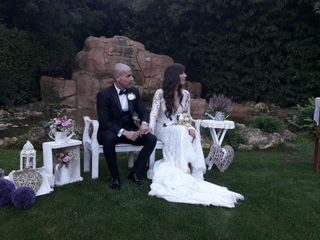 La boda de Sonia  y Juanjo
