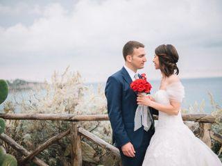La boda de Giulia y Gianlu