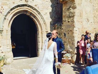 La boda de Beatriz  y Josué  2