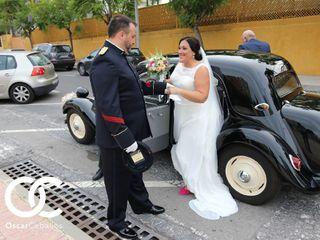La boda de Sole y Rafa