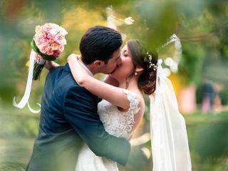 La boda de Safaá y Miguel