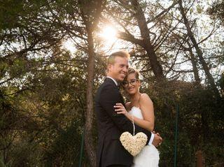 La boda de Marina y Manel