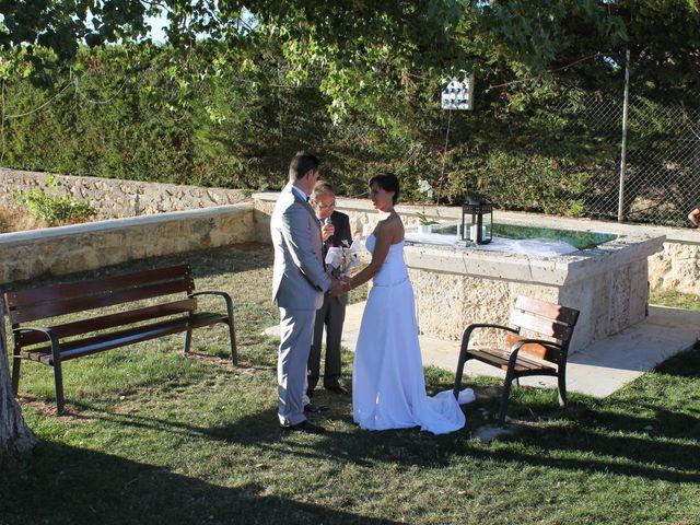 La boda de Jaime y Alicia en Fuentes De Valdepero, Palencia 2