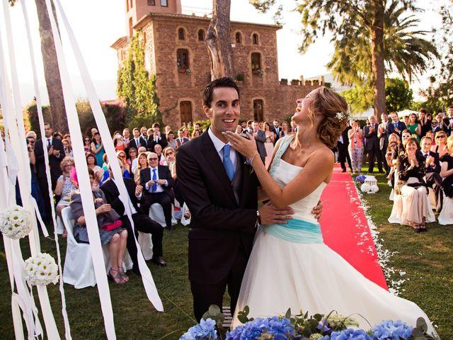La boda de Jordi y Bego en Nules, Castellón 25