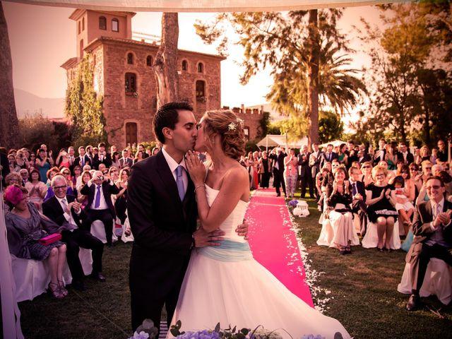 La boda de Jordi y Bego en Nules, Castellón 1