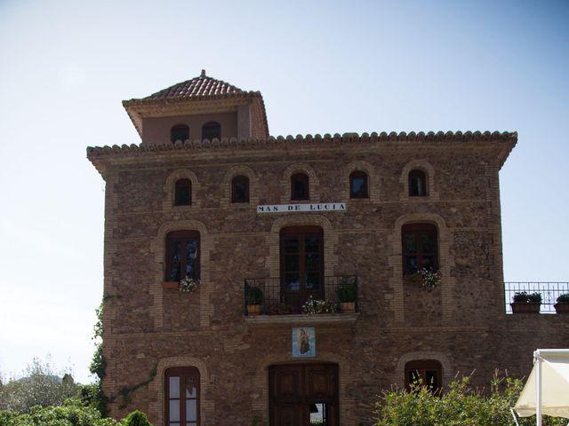 La boda de Jordi y Bego en Nules, Castellón 48