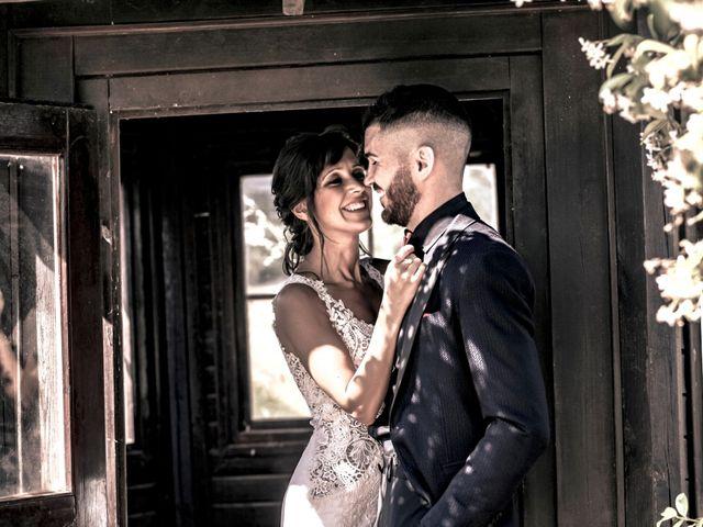 La boda de Raquel y Xavi