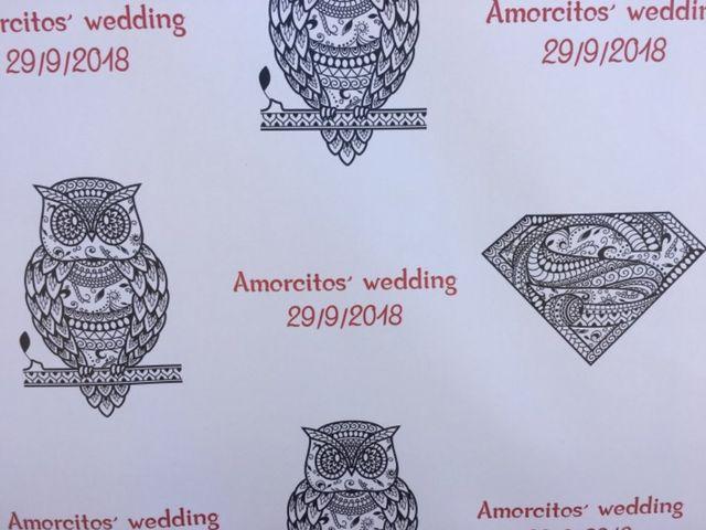 La boda de Ana y Juanma en El Saler, Valencia 2
