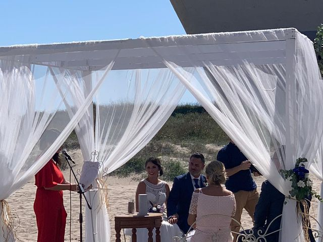 La boda de Ana y Juanma en El Saler, Valencia 4
