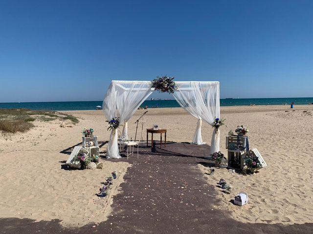 La boda de Ana y Juanma en El Saler, Valencia 5