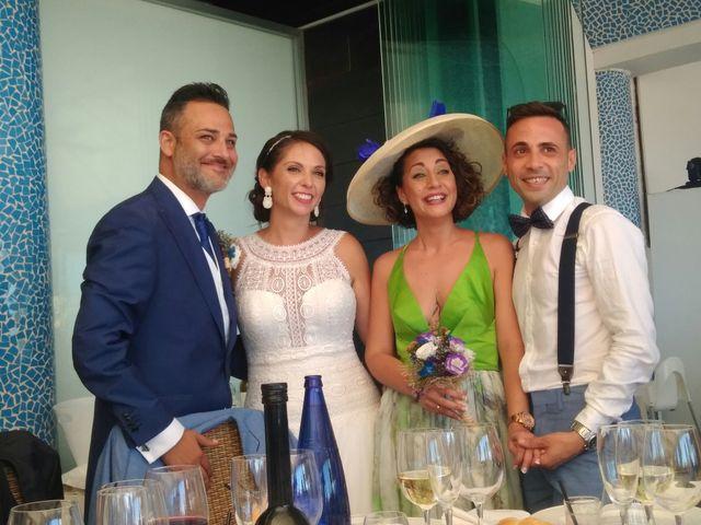 La boda de Ana y Juanma en El Saler, Valencia 8