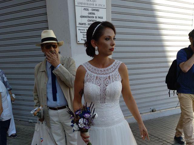 La boda de Ana y Juanma en El Saler, Valencia 9
