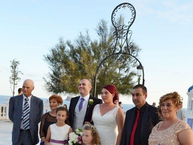La boda de Dani y Isa en L' Alfàs Del Pi, Alicante 6