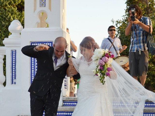 La boda de Dani y Isa en L' Alfàs Del Pi, Alicante 2