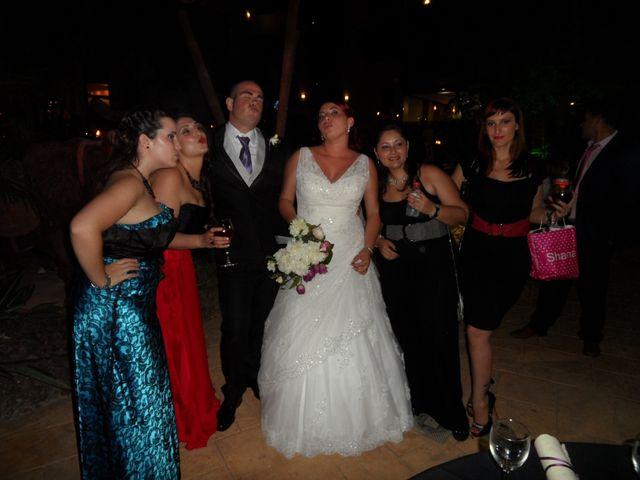 La boda de Dani y Isa en L' Alfàs Del Pi, Alicante 7